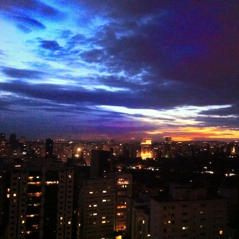 Itaim Bibi-Sao Paulo-Location/View