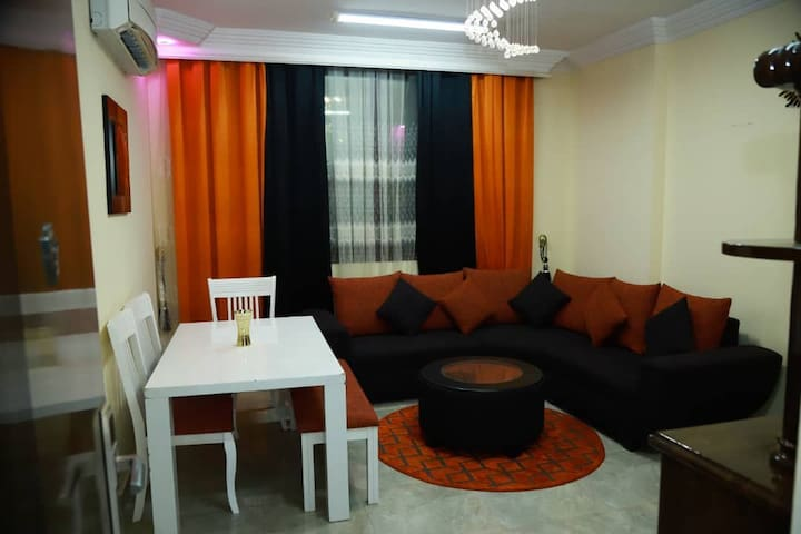 Partial Nile View Apartment with amazing amenities