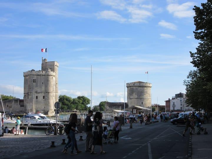 Logement entier - Vieux Port, situation idéale !