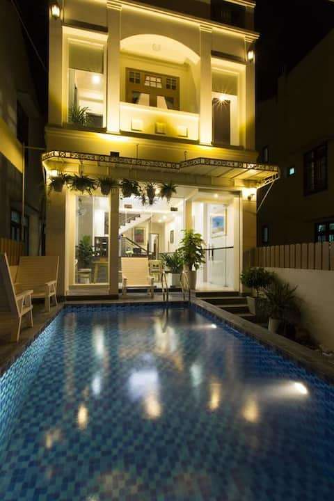 Luna Rossa Villa - Supperior double room