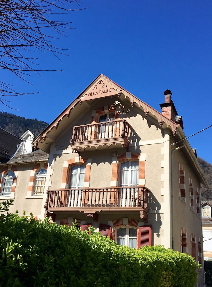 LUXURY HOUSE IN THE HEART OF LUCHON