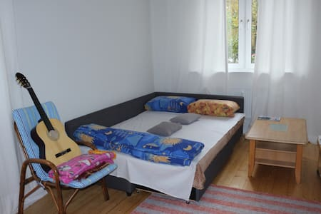 20 m2 spacious cozy room in central of Hamburg - ฮัมบูร์ก