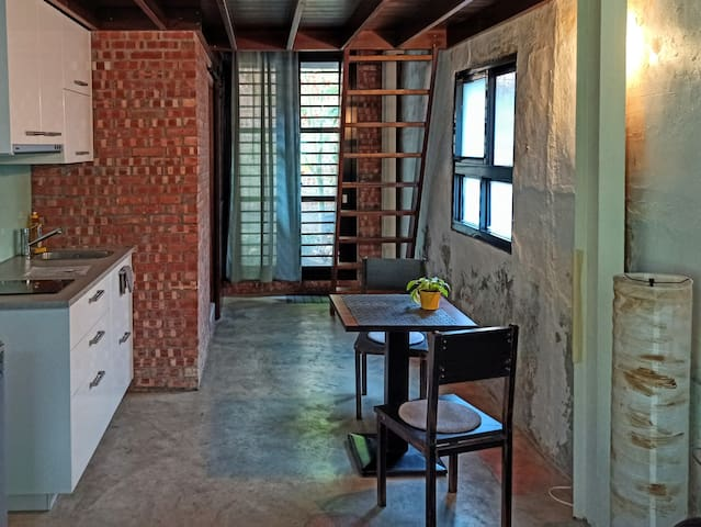 Historical townhouse in Tainan city center