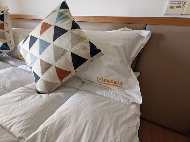 配订制版星级酒店床上用品,尽显服务用心