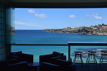 Stunning Tamarama 2BR apartment with ocean views - Tamarama