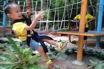 10min drive- Escape adventure zone for junior