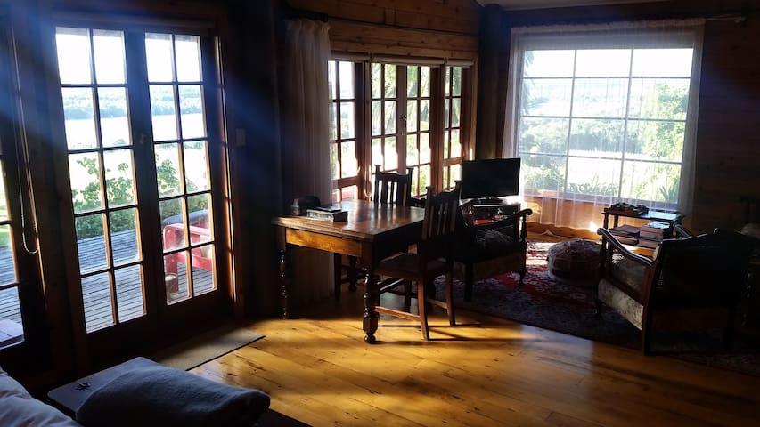 The river wing - Te Kohanga - Guesthouse