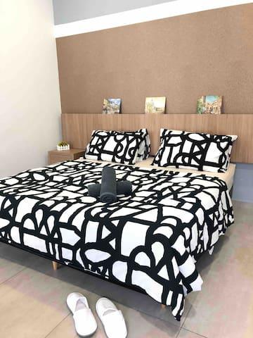 Jonker Melaka Room Cheap Stay WIFI/POOL/B'FAST