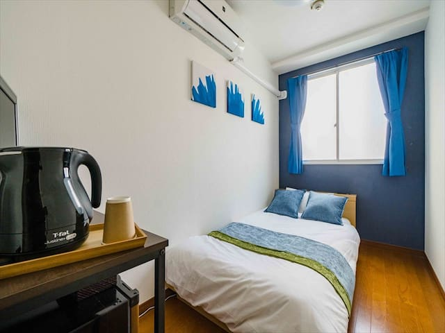 New Open! Osaka cozy hostel near Namba#39