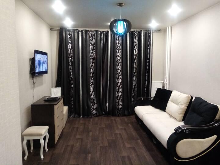 Уютная квартира. в новом доме