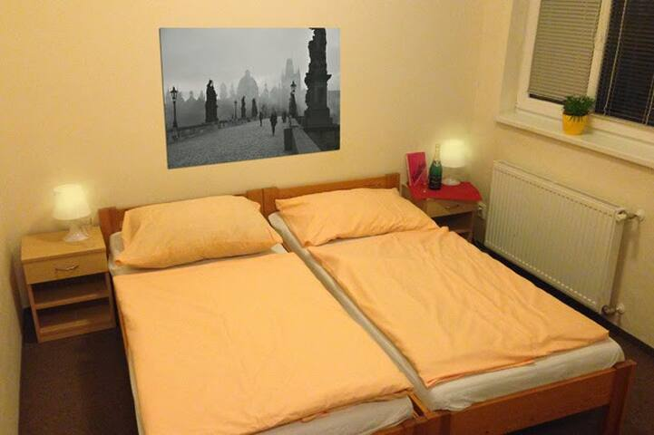 Room for 3, guesthouse near airport and city (15)