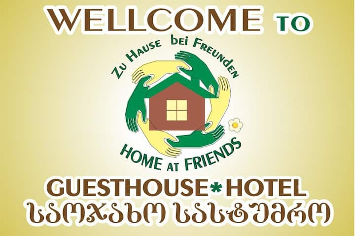 Home at Friends Guesthouse/Hotel