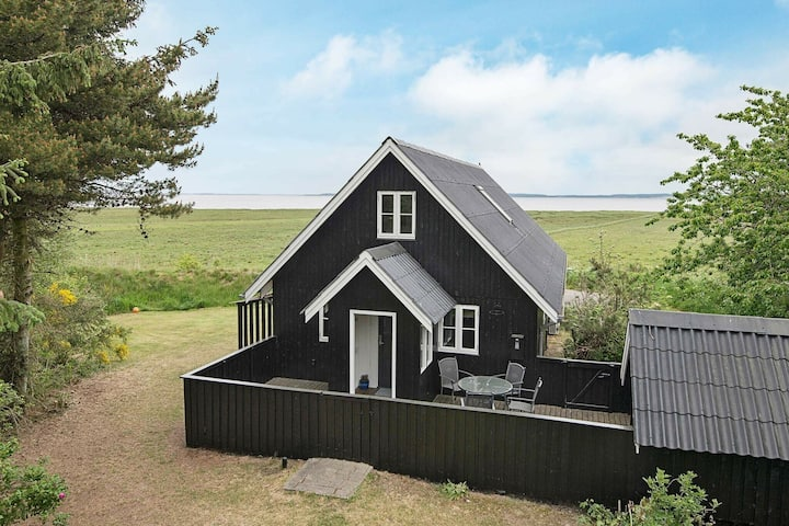 Spacious Holiday Home in Blåvand Denmark with Terrace