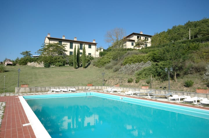 Rimaggio 1 - Vacation Rental with swimming pool in Mugello, Tuscany