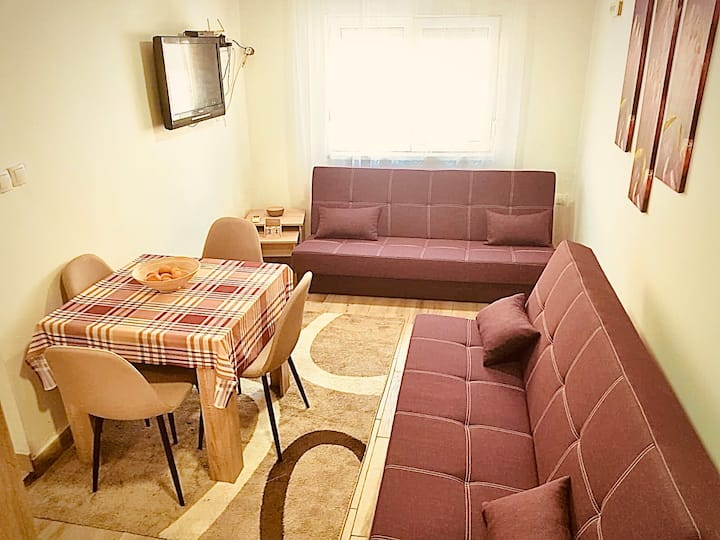 Beautiful Studio in Center of Zemun accomade 3