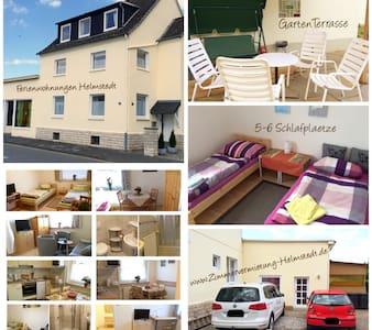 Ferienwohnungen Helmstedt TW - Helmstedt - Apartamento