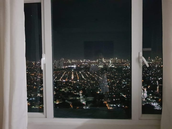 1BRCondo Unit  with Best View @SMDC Sun Residences