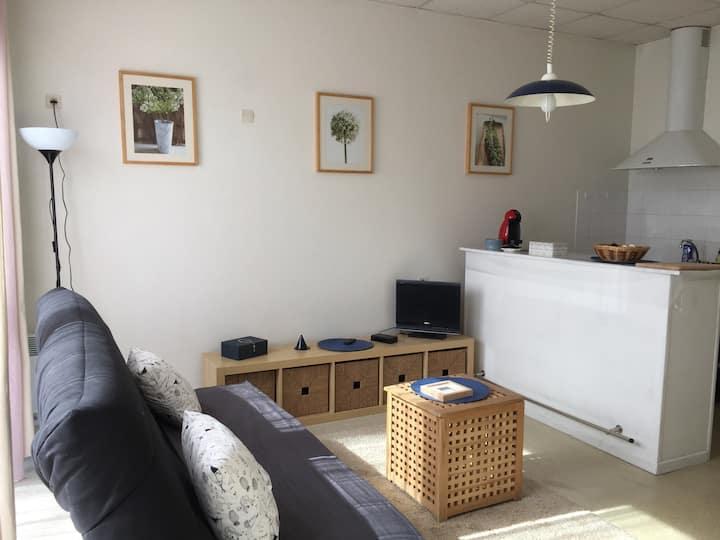 Studio indépendant et calme au coeur de Marmande