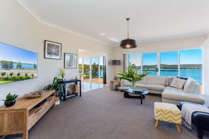 Warners Bay Lake House