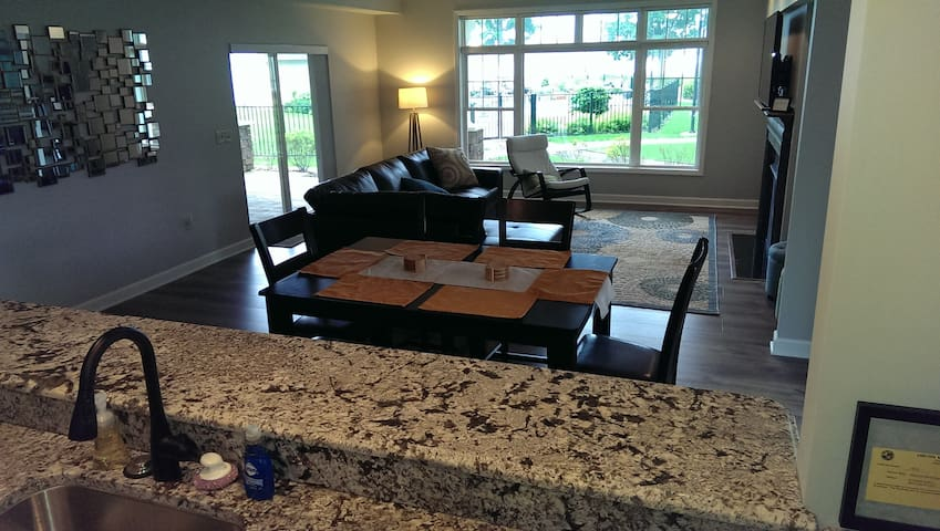 Bemus Point Luxury Condo