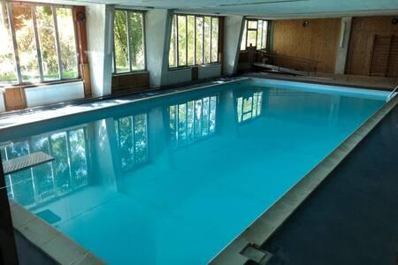 Appartamento sulle piste con piscina  Codice Citra