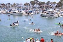 Spacious Gated 2BR,2.5bath,7 miles to Laguna Beach