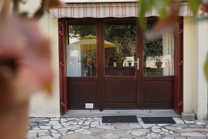 """Studio n°3 au sein de la """"Villa Mon Rêve"""""""