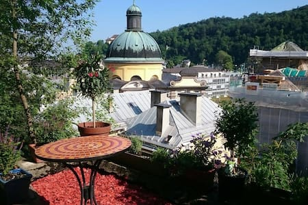 Lovely apartment with city garden - Salzburgo