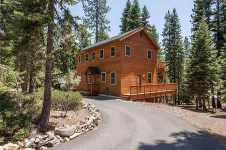 Cedar Lodge - Carnelian Bay - Maison