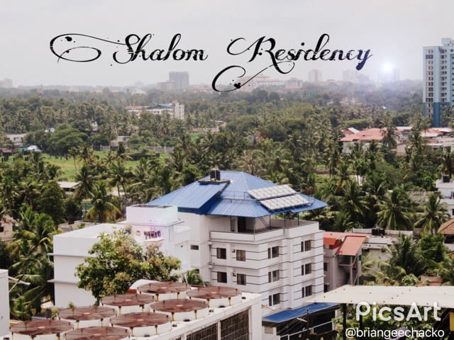 Shalom Residency Luxury Apartments - Cochin
