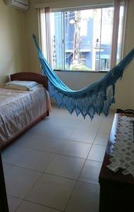Suíte com 2 camas de Solteiro - Belém - Rumah