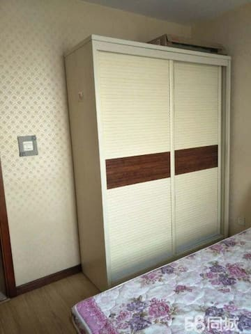 一室一厅环境好 - Nantong - Hozzáépített otthon