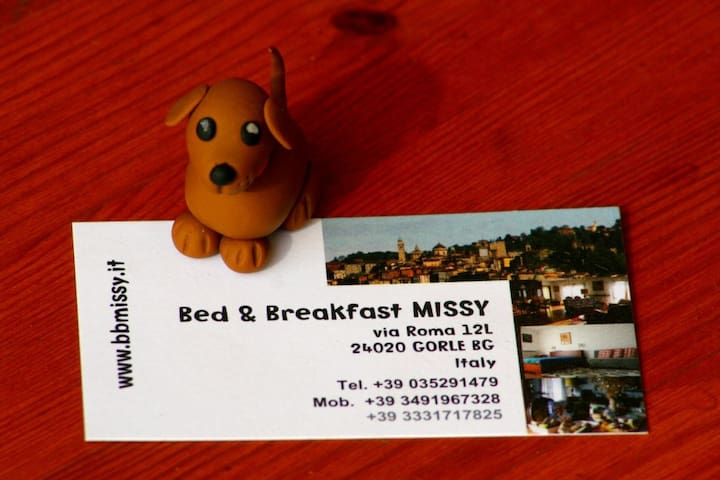 B&B Missy - Moon Room - Gorle - Bed & Breakfast