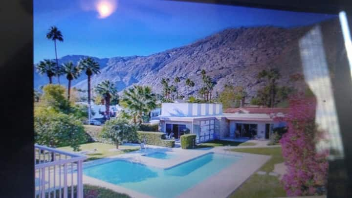 1 Bdrm Modernism Mid Century Condo Pool Private