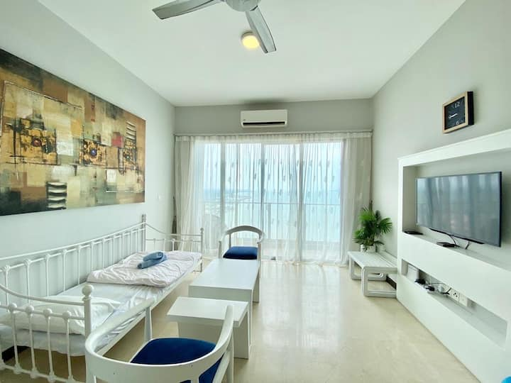 A2903/5min drive you Jonker/Seaview/7pax/3rooms
