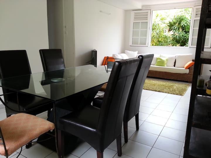 Chambre d'hôtes 1 dans Haut de villa en colocation