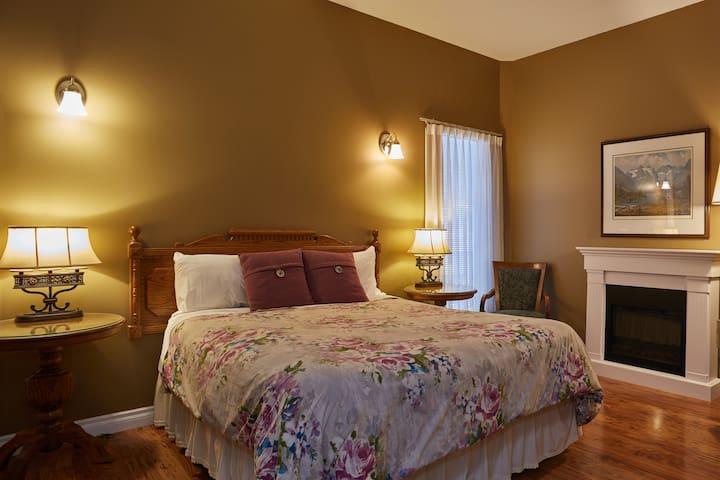 Vermillion Superior Queen Bedroom Suite
