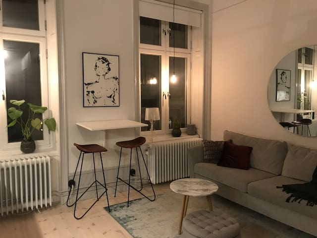 Exclusive 1 room apartment in Stockholm City