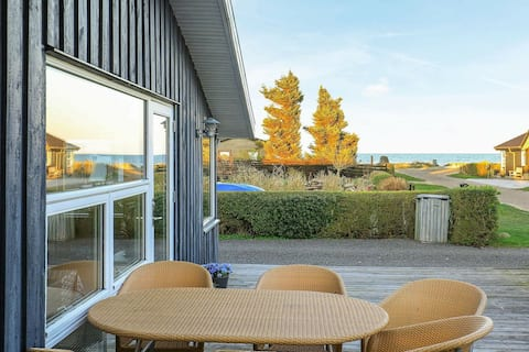 Serene Holiday Home in Jutland Near Sea