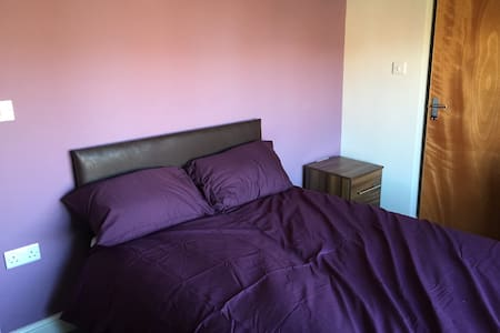 A Fantastic Double Room with en-suite shower room - Derby
