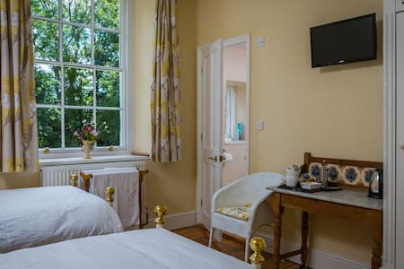 Old Vicarage B&B King or Twin Room - Exeter - Bed & Breakfast