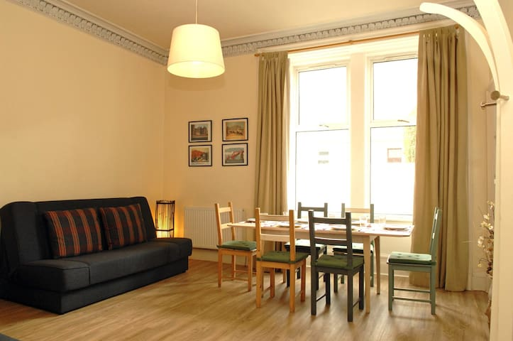 2 Bedroom Apartment on the Heart of Scotland
