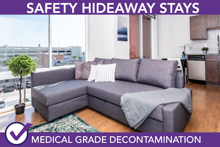 Safety Hideaway - Medical Grade Clean Home 33
