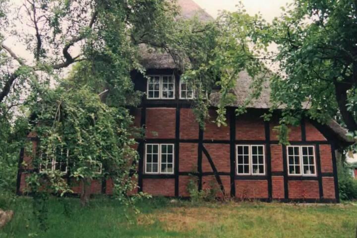 Ferien unter Reet im alten Bauernhaus II