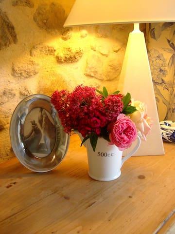 Gite 2 personnes ,Le mas de l'Argellier, Grillon - Grillon - Отпускное жилье