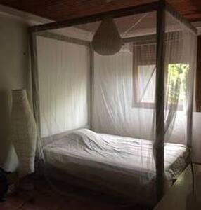 Jolie chambre pour voyageurs Trois-Ilets