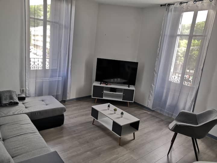 Appartement spacieux centre Aurec-Sur-Loire