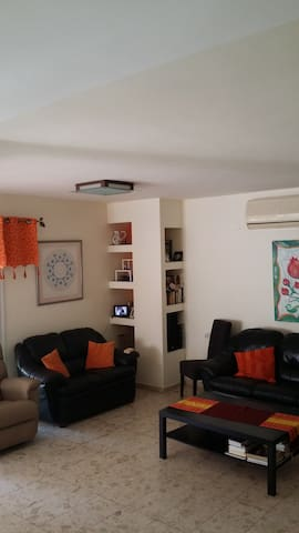 Kosher home 8 bedrooms near beach - Netanya - House