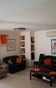 Kosher home 8 bedrooms near beach - Netanya - Casa