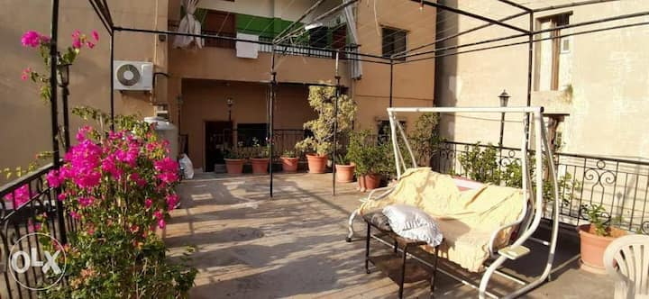 The sunniest appartment in ashrafieh